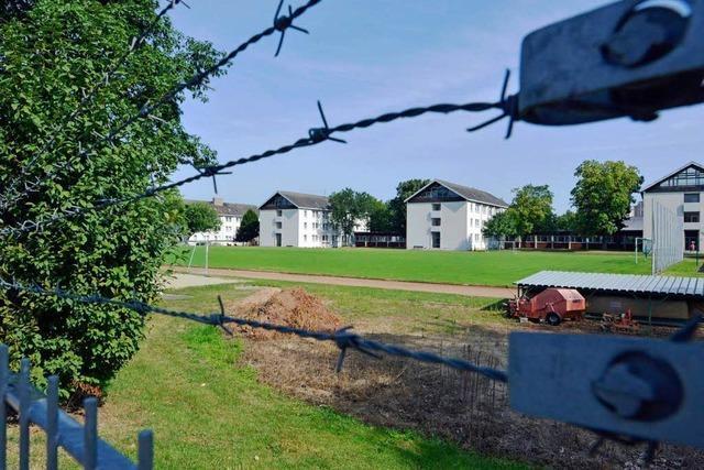 Sozialwohnungen auf dem Gelände der Polizeiakademie?