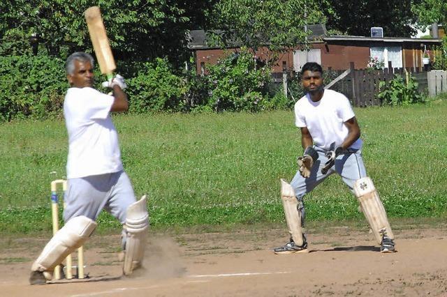 Cricket in Rheinfelden - ein Sport mit Zukunft?
