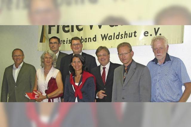 Sechs Kandidaten und sechs Schwerpunkte