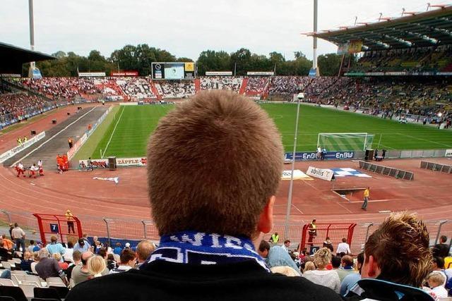 Karlsruhe: Neues Stadion soll im Wildpark entstehen