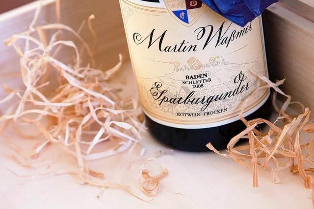 Winzer Martin Waßmer: Der Weinbegleiter
