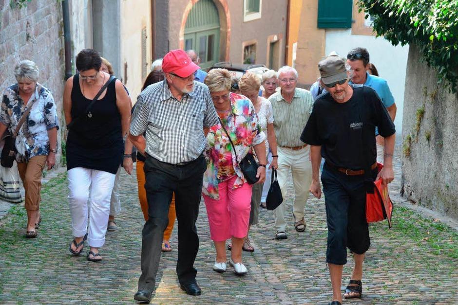 Impressionen vom BZ-Sommerspaß in Schweizer Rheinfelden (Foto: Esther Krais-Gutmann)