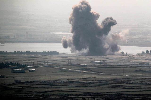 Was spricht für, was gegen einen Angriff auf Syrien?
