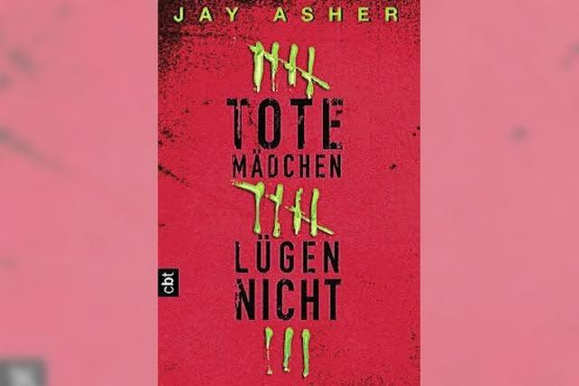 BUCHTIPP: Thirteen Reasons Why