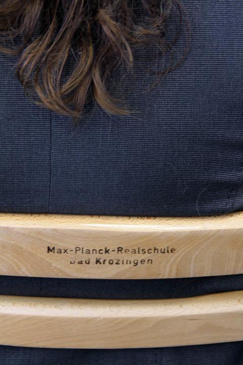 Die Bad Krozinger Realschule trägt den Namen eines großen Wissenschaftlers.     Foto: Alexander Huber
