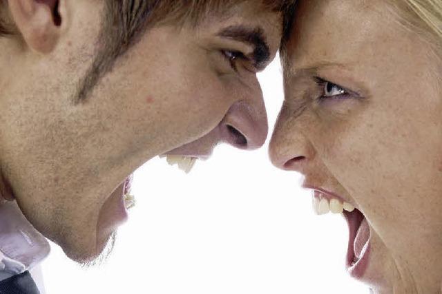 Statt streiten, eine Lösung erarbeiten