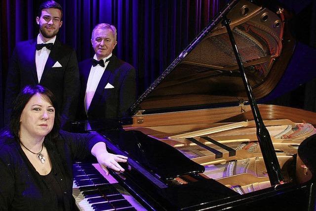 Konrad Debski und Hubert Walawski interpretieren Operetten-Arien und Musical-Melodien