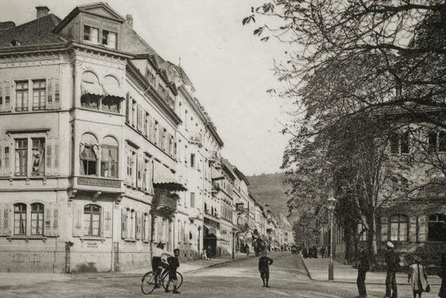 Wie die Friedrichstraße ihr Gesicht verändert hat