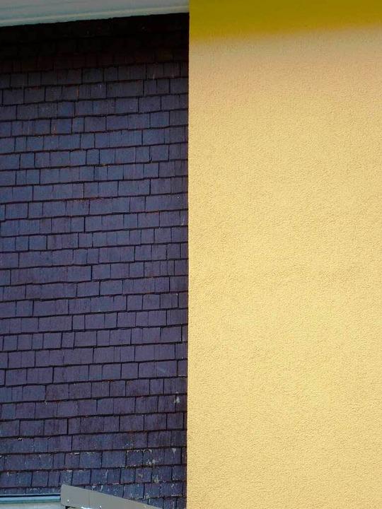 Neustadt wird immer gelber.  | Foto: Peter Stellmach