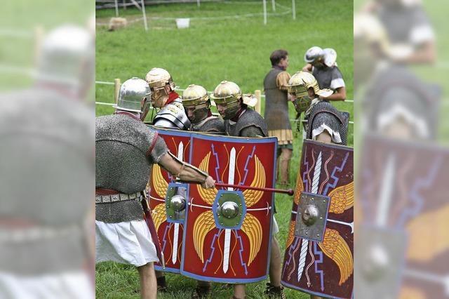 Wie in der Zeitmaschine: Das Römerfest in Augusta Raurica