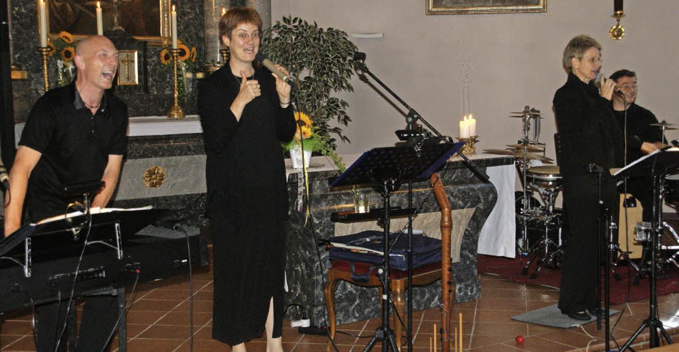 Entzückt über das Ensemble Entzücklika... St. Peter und Paul in Bad Säckingen.     Foto: Hrvoje Miloslavic