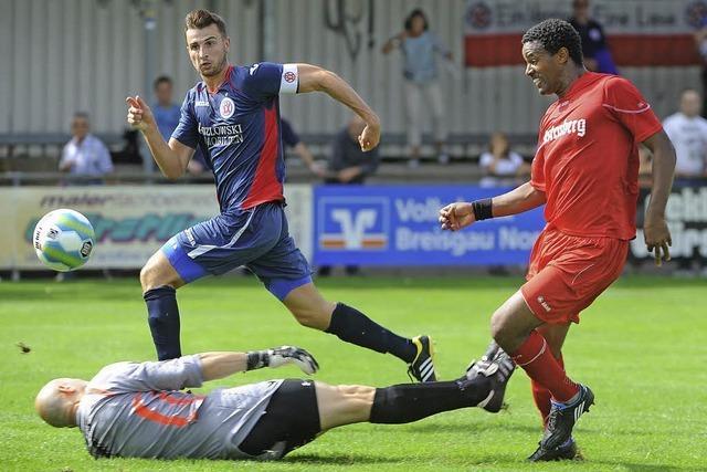 Bahlinger SC holt im dritten Spiel den ersten Punkt