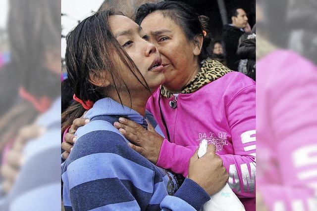 In einem bolivianischen Gefängnis sterben 32 Menschen