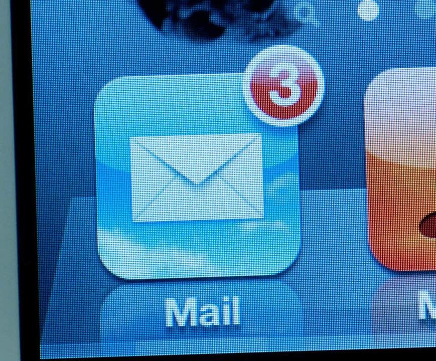 Der US-Geheimdienst NSA späht auch Mails aus.