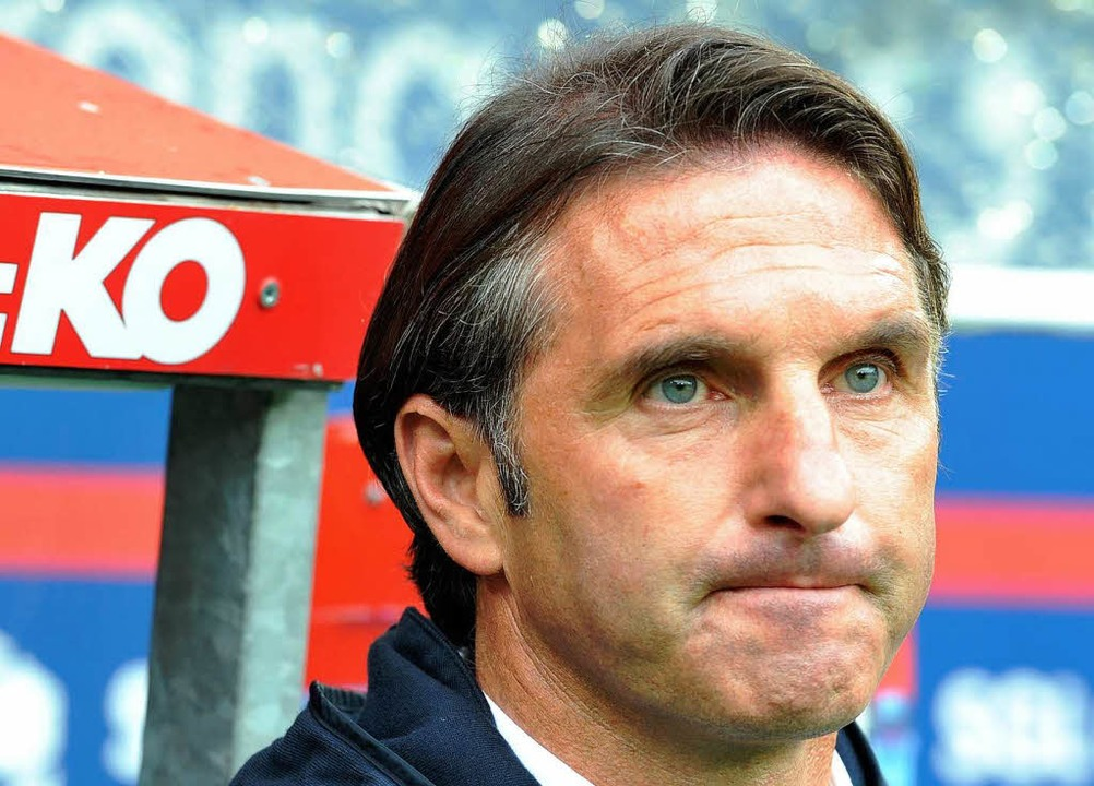 Kein VfB-Coach mehr: Bruno Labbadia    Foto: dpa