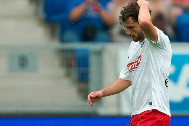 SC Freiburg: Mehmedi ist für ein Spiel gesperrt