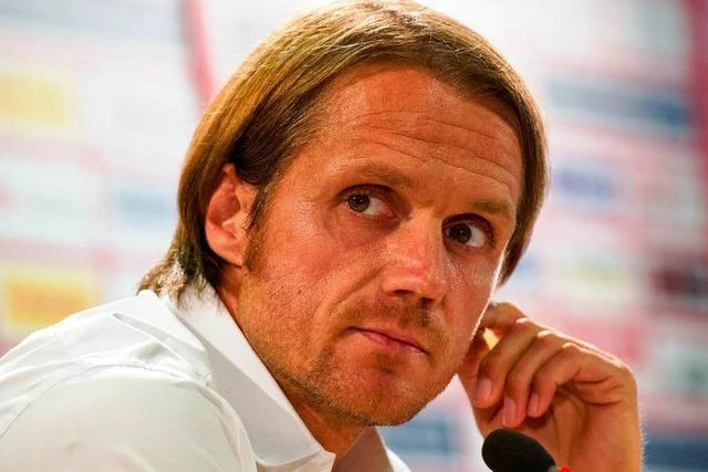 VfB Stuttgart: Thomas Schneider übernimmt von Labbadia