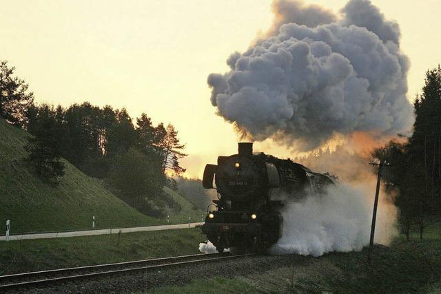 Gemütliche Gourmet-Reise mit der Drei-Seen-Bahn