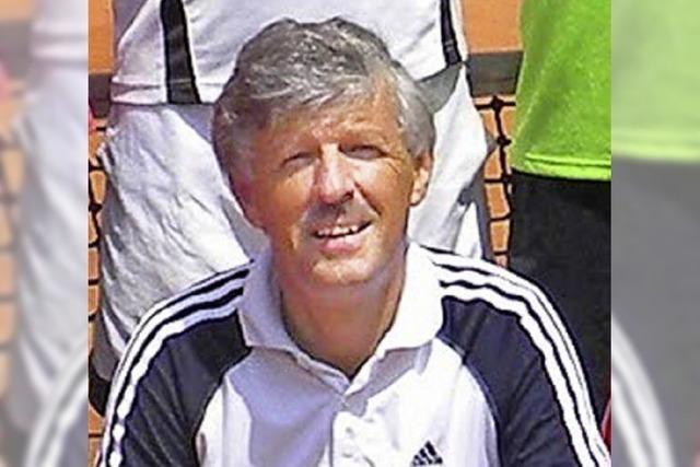 Bernd Martin holt Bezirkstitel