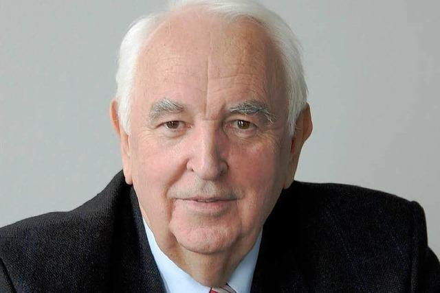 Alois Rübsamen unter großer Anteilnahme beigesetzt