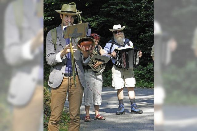 Ton & Tal-Ensemble - Surround-Sound zwischen Aare und Rhein