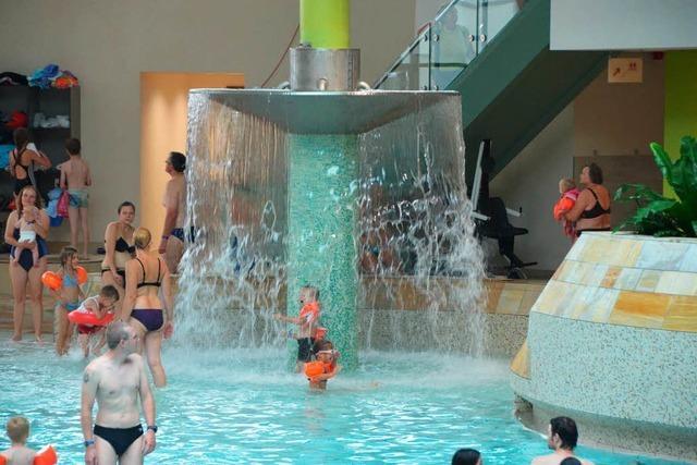 Was halten die Besucher vom neuen Laguna-Badeland in Weil am Rhein?