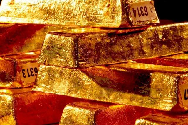 Der Gold-Preis berappelt sich