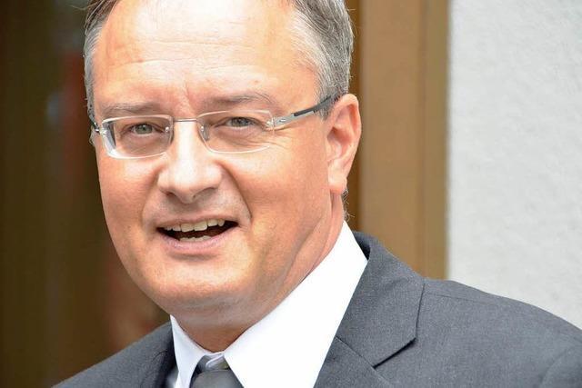 Kultusminister Stoch und