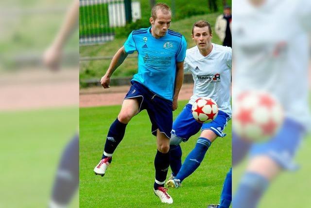 Andreas Vordisch gelingen zwei Hattricks in einem Spiel