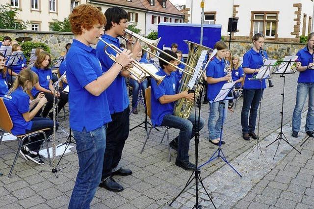 Serenadenkonzert in Endingen
