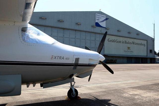 Betreibergesellschaft führt den Flugbetrieb fort