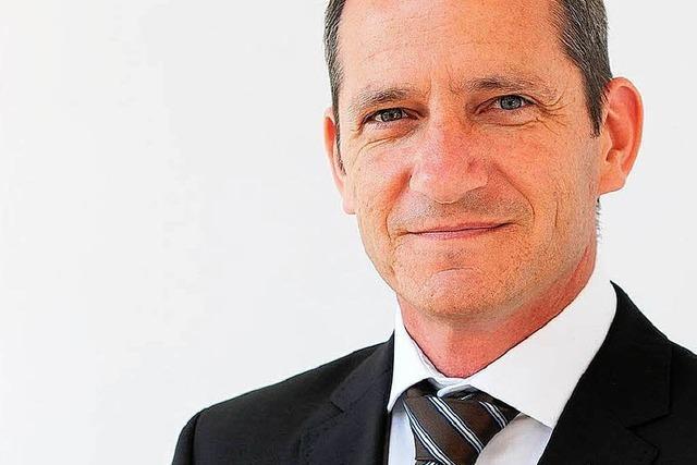 Hauptamtsleiter Baumann will Weisweiler Bürgermeister werden