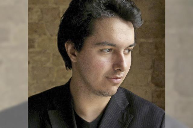 Klavierrezital mit Joseph-Maurice Weder