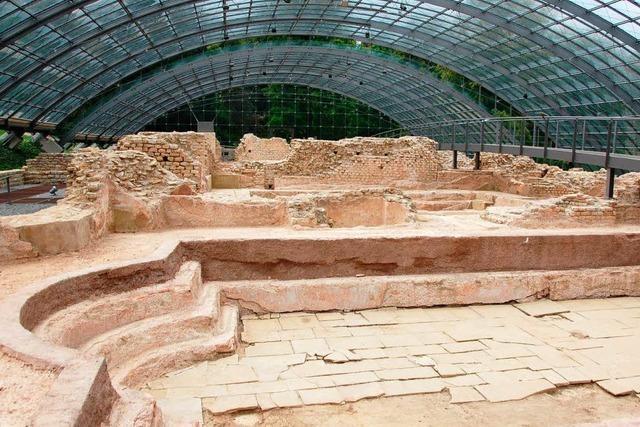 Die Römer besiedelten den Oberrhein systematisch