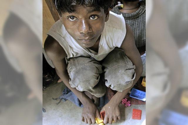 Arme Inder sollen billigen Reis erhalten