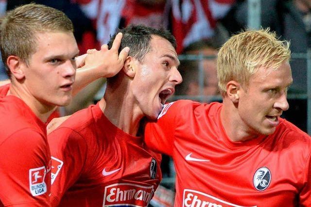 SC Freiburg gelingt Coup gegen den FC Bayern München
