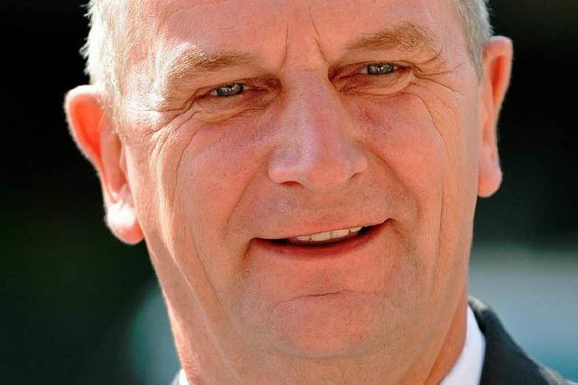 Woidke wird Nachfolger von Platzeck als Ministerpräsident