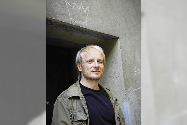 Jochen Schmidt liest