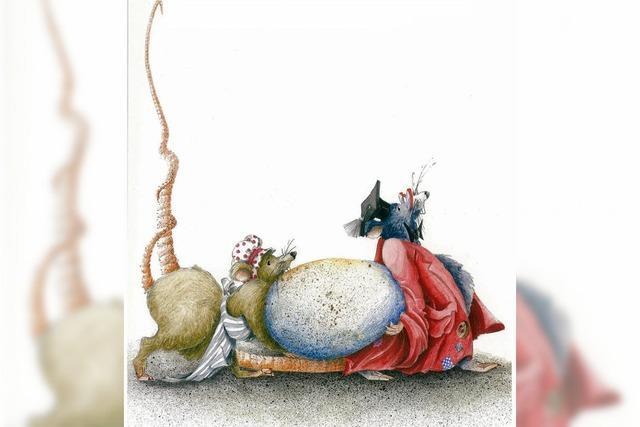 """Bilderbuchkino: """"Arthur und Anton"""" von Sybille Hammer"""
