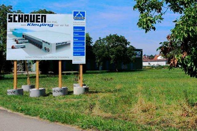 Spedition Kleyling baut Logistikzentrum für 5 Millionen Euro