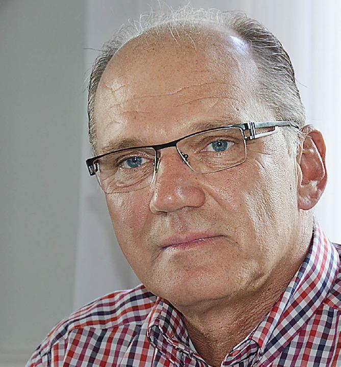 Bernhard Eggs   | Foto: Nikolaus Trenz