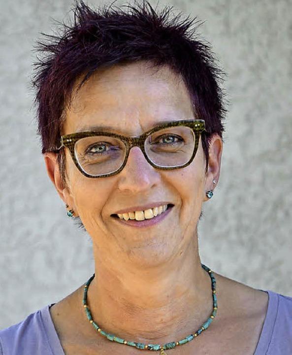 Anja Faller ohne Maske   | Foto: Wehrle