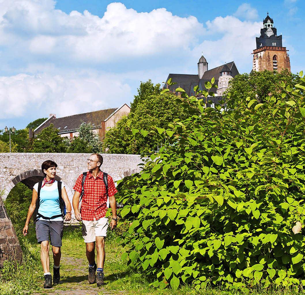 Aktivurlaub im hessischen Lahntal - Reise