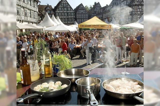 Kochshow in Emmendingen: Was macht Bio aus?