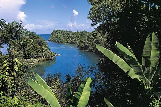 "Jamaika: Codename ""Goldeneye"""