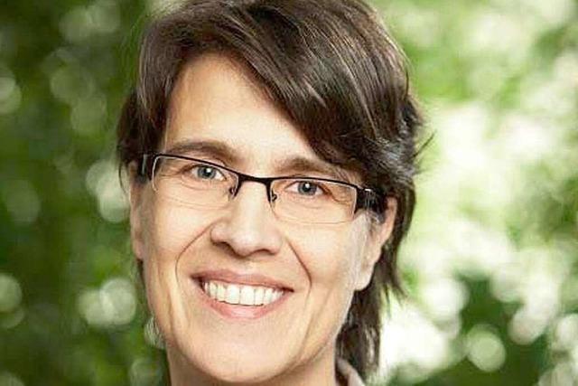 Der Kandidatencheck: Ina Rosenthal (Grüne)
