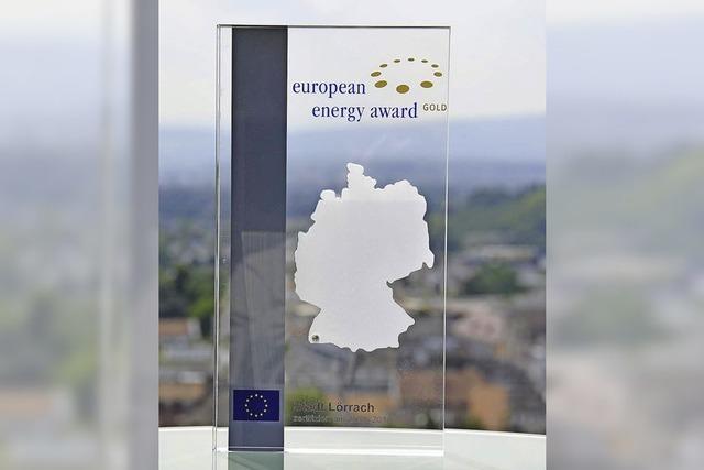European Energy Award, Müllkonzept und Pflanzkübel sind zurück