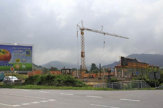 Neuer Edeka-Markt öffnet erst im Januar 2014