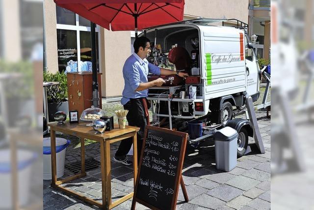 Kaffeegenuss aus Italien