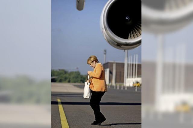 Merkel fordert Ende des billigen Geldes